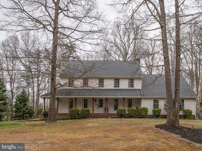 Spotsylvania Single Family Home Under Contract: 6813 Bloomsbury Lane
