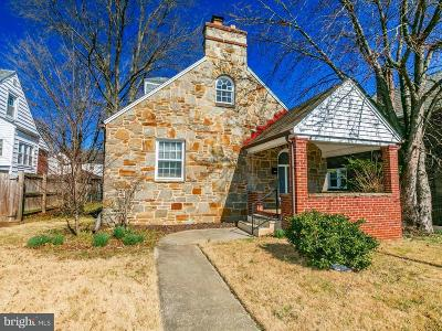 Parkville Single Family Home For Sale: 2906 Alden Road