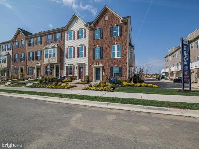 Westphalia Town Center Townhouse For Sale: 10527 Rawlins Court #G