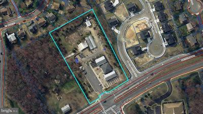 Prince William County Commercial Active Under Contract: 3705 Old Bridge Road