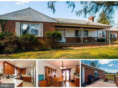 Linthicum Single Family Home For Sale: 717 E Maple Road