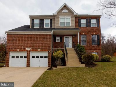 Fort Washington MD Single Family Home For Sale: $415,000