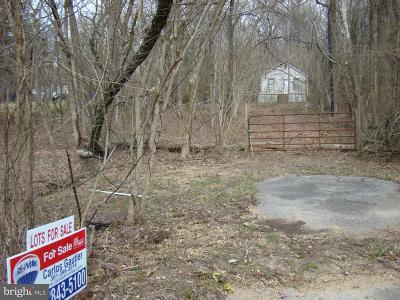 Fort Washington MD Residential Lots & Land For Sale: $280,000