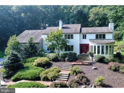 Chadds Ford PA Single Family Home For Sale: $999,000