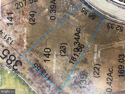 Cumberland County Residential Lots & Land Under Contract: Lot 23 Shelduck Lane