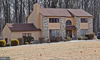 Monkton Single Family Home For Sale: 17207 Troyer Road