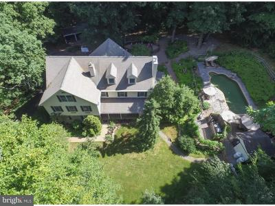 Single Family Home For Sale: 339 Almshouse Road