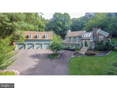 Bucks County Single Family Home For Sale: 7110 Upper York Road