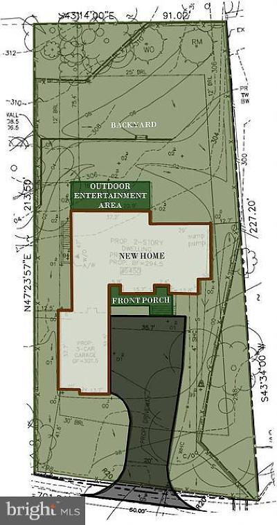 McLean Residential Lots & Land For Sale: 6450 Old Dominion Drive