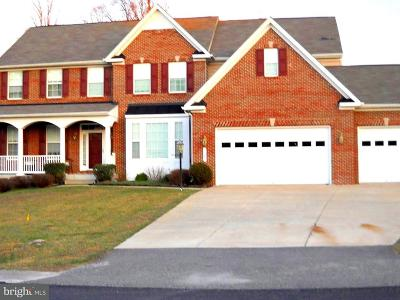 Woodbridge VA Single Family Home For Sale: $645,000