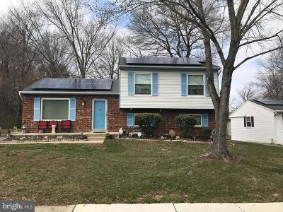 Fort Washington MD Single Family Home For Sale: $298,000