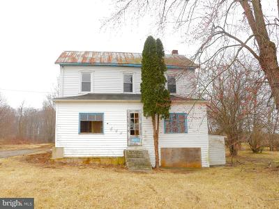 Frederick County Single Family Home For Sale: 12543 Brandenburg Hollow Road