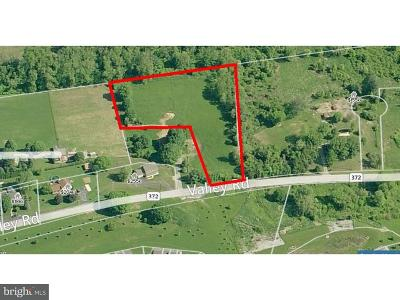 Coatesville Residential Lots & Land For Sale: 1861 Valley Road