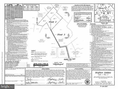 Howard County Residential Lots & Land For Sale: 13000 Brighton Dam Road