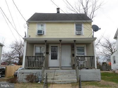 Swedesboro Multi Family Home For Sale: 510-512 2nd Street