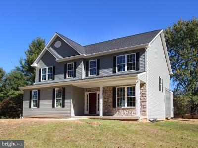 Jarrettsville Single Family Home For Sale: 3633 Fox Meadow Court