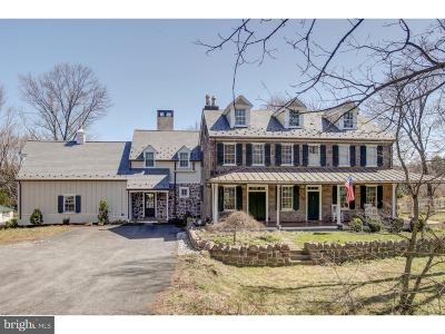 Phoenixville Single Family Home For Sale: 1497 Valley Forge Road