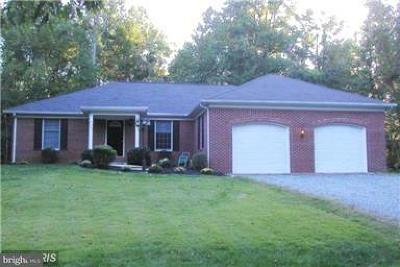 Calvert County, Saint Marys County Rental For Rent: 2685 Hallowing Point Road