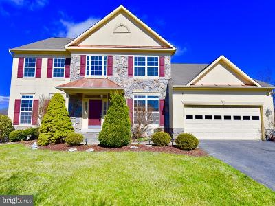 Clifton VA Single Family Home For Sale: $824,900