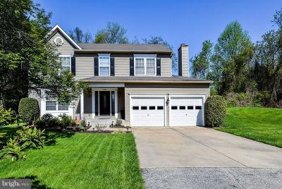 Elkridge Single Family Home For Sale: 6192 Karas Walk