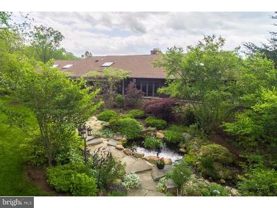 Kennett Square Single Family Home Under Contract: 930 Creek Road