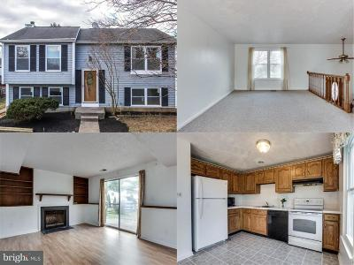 Frederick MD Single Family Home For Sale: $249,000