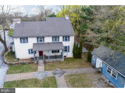 West Chester Single Family Home For Sale: 1371 W Strasburg Road