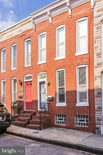 Single Family Home For Sale: 410 Clement Street E