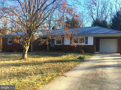 Montgomery County Single Family Home For Sale: 17805 Dominion Drive