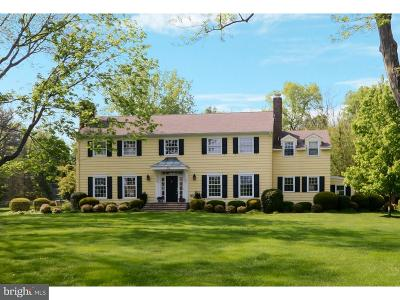 Princeton Single Family Home For Sale: 218 Gallup Road
