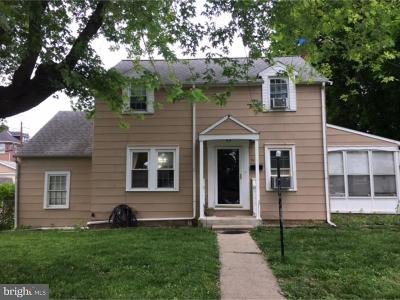 Coatesville Single Family Home For Sale: 63 W 6th Avenue