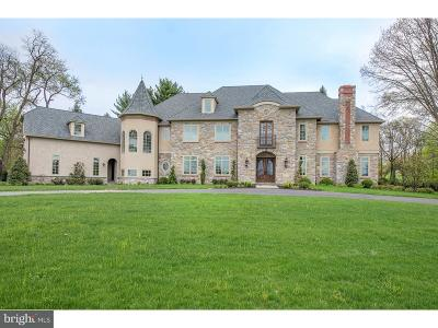 Villanova Single Family Home For Sale: 264 Abrahams Lane