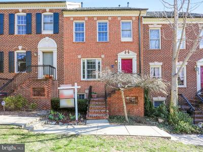 Gaithersburg MD Townhouse For Sale: $624,900