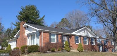 Baltimore Single Family Home For Sale: 9102 Covered Bridge Road