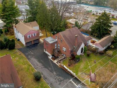 Jenkintown Multi Family Home For Sale: 111 Church Road