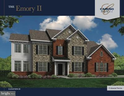 Mount Airy MD Single Family Home For Sale: $690,759