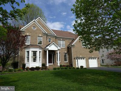 Ellicott City MD Single Family Home For Sale: $867,000