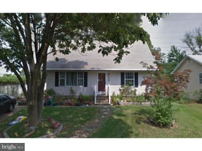 Newark Single Family Home Under Contract: 41 Leader Drive