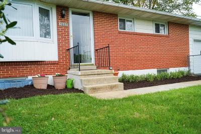 Single Family Home For Sale: 3802 Elmcroft Road