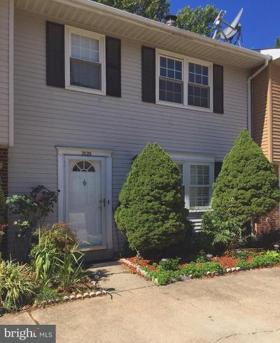 Townhouse For Sale: 7625 Haines Court