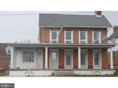 Newark Single Family Home For Sale: 5 S Old Baltimore Pike