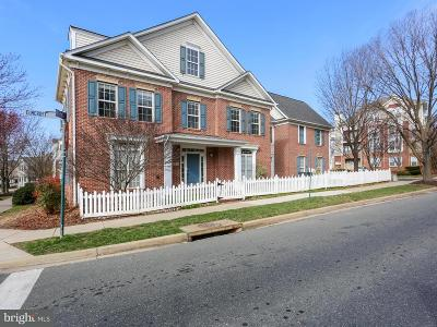 Rockville MD Townhouse For Sale: $602,000