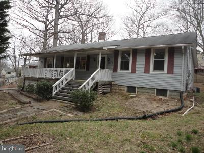 Triangle Single Family Home For Sale: 3930 Oakdale Circle