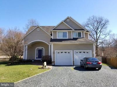 Edgewater MD Single Family Home For Sale: $519,000