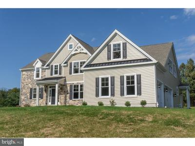 Chadds Ford PA Single Family Home For Sale: $1,150,000