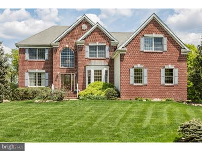Plainsboro Single Family Home For Sale: 10 Cypress Court