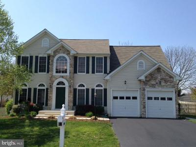 Hagerstown Single Family Home For Sale: 11403 Rolling Green Place