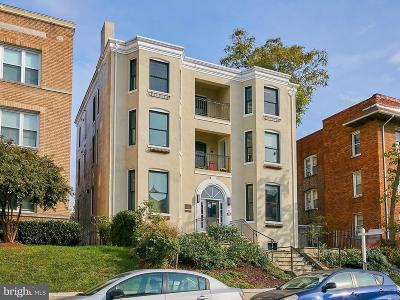 Washington Condo For Sale: 3517 13th Street NW #1