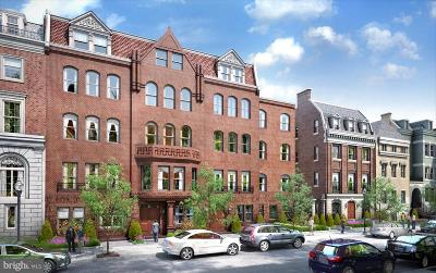 Washington Single Family Home Under Contract: 1745 N Street NW #108