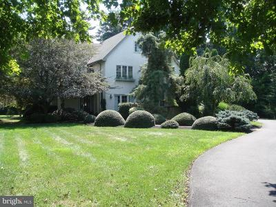 Chadds Ford Single Family Home For Sale: 125 Ashford Drive